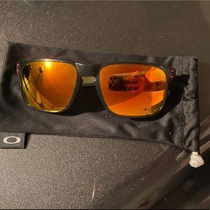 Authentic Oakley Holbrook sunglasses.
